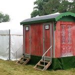Gypsy Hut toilet