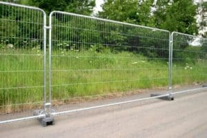 How Much Is It To Hire Site Fencing? site welfare facilities