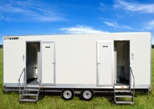 Event Toilet Trailers