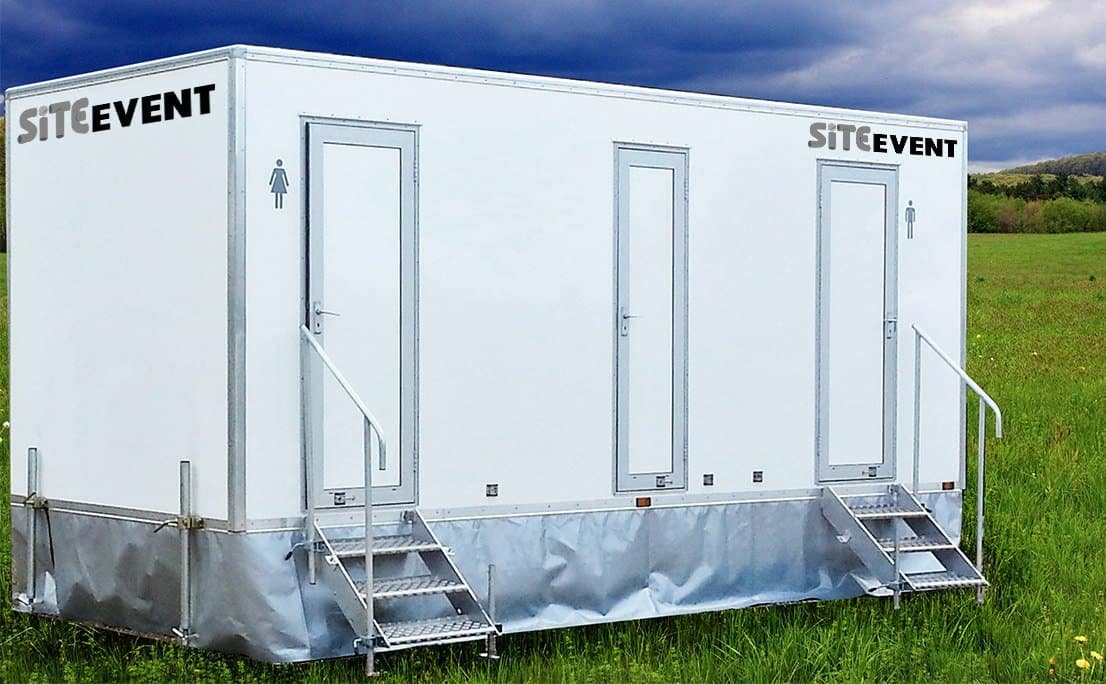 Luxury Toilet Trailers For Sale Site Build