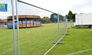 Second Hand Heras Fencing For Sale