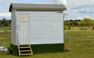 Shepherds Hut toilet/loo hire