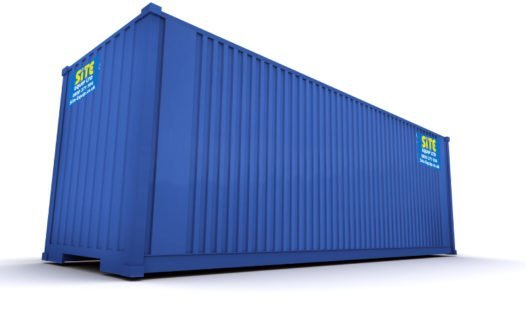 anti vandal storage containers hire