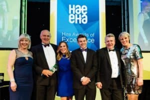 Event Industry Product of The Year - Award Winning Toilet Hire