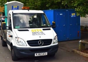 Portable Toilet Hire in Biggleswade Bedfordshire