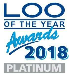 Shabby Chic wins loo of the year