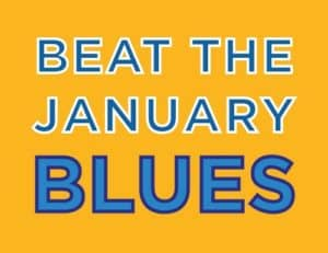 5 best ways to beat the january blues