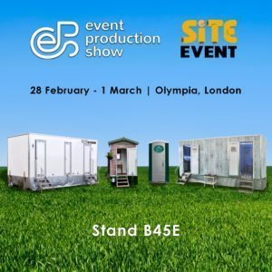 join us at the event production show 2018