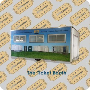 Product spotlight: the ticket booth