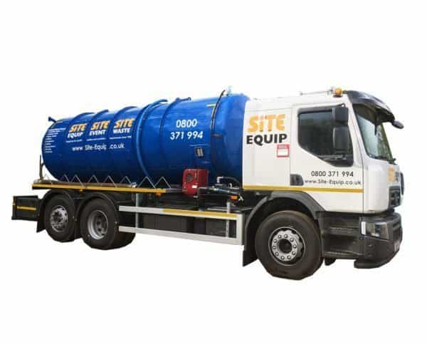 Sewage Waste Disposal Effluent Removal Service