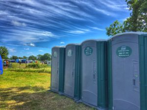 Single Event Toilets