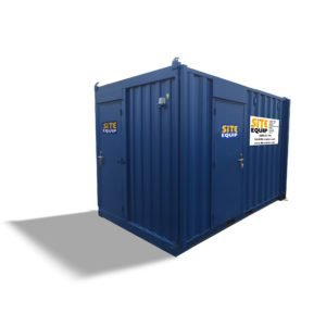 1+2 Static Mains Toilet Block