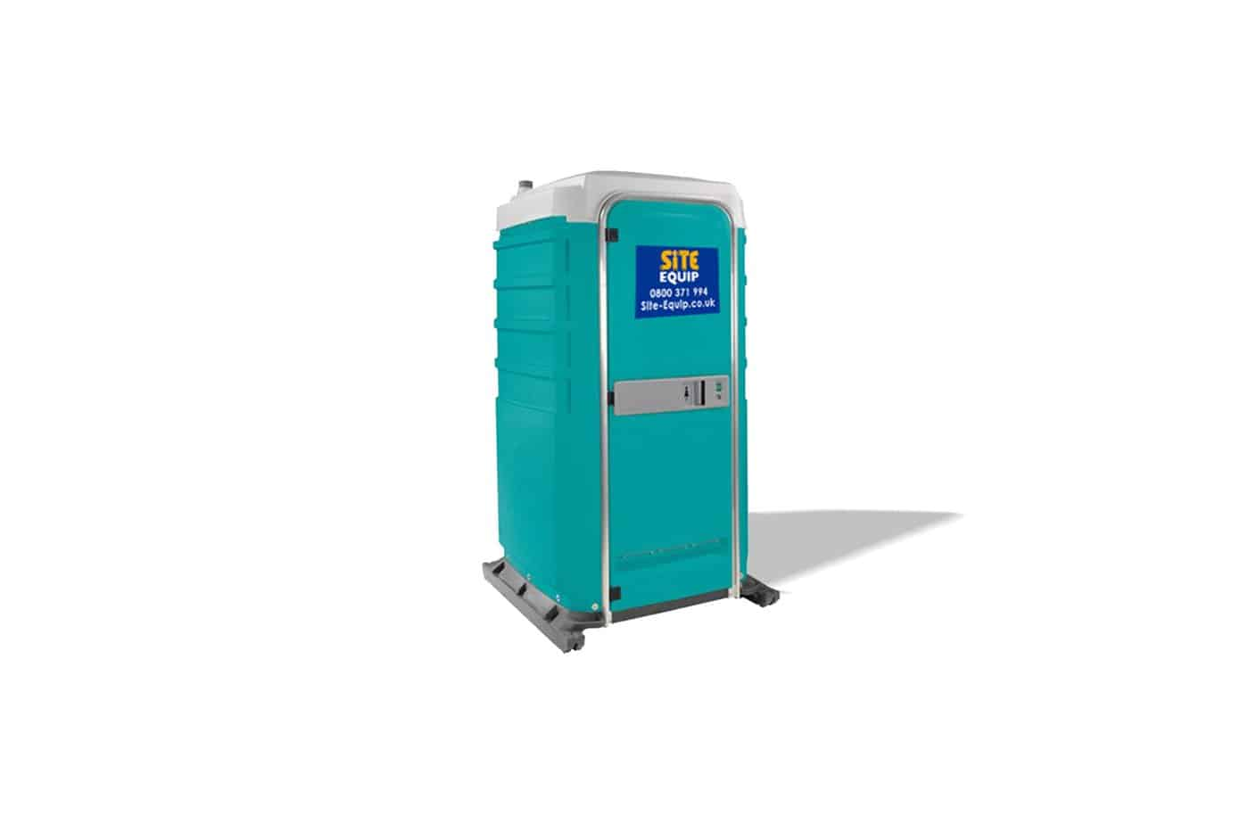 Mains Connected Portable Toilet Site Equip 0800 371994