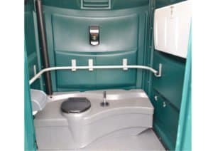 disabled toilet hire