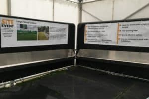 Urinal Systems for Large Events