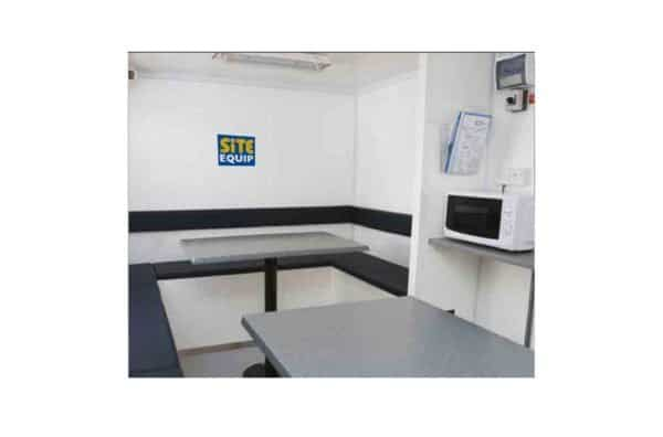 16ft Welfare Unit Canteen