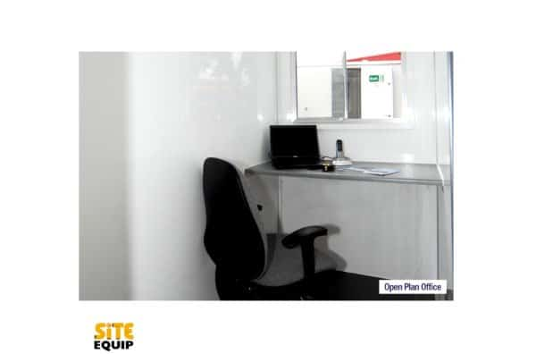 20ft Welfare Unit Office