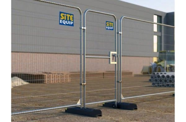 Pedestrian Gate Fencing Hire