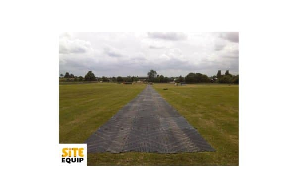 Temporary Trackway Hire