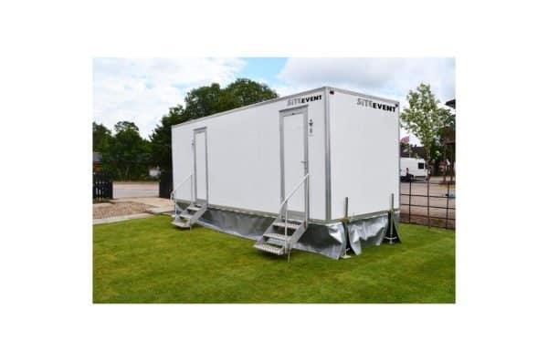 Luxury Toilet Trailer 4+1