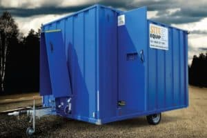 welfare units 12ft