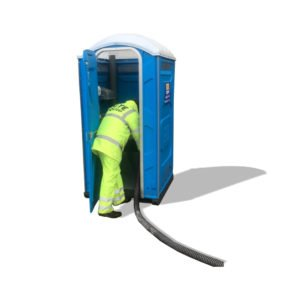 Site Wastechemical toilet servicing