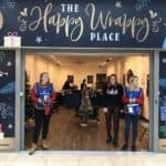 'Happy Wrappy' for St Michael's Hospice