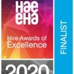 Hire Awards of Excellence 2020 Finalist