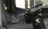 Mercedes 7.5t Beavertail for sale cab view