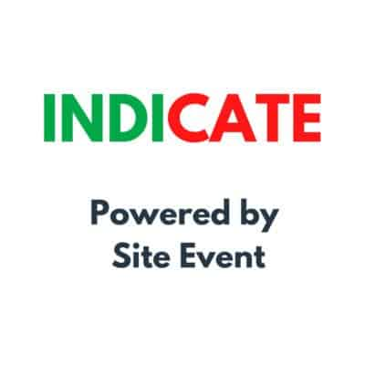 INDICATE powered by Site Event