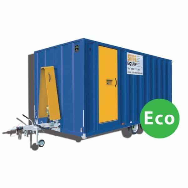 eco solar 12ft welfare unit front as Smart Object-1