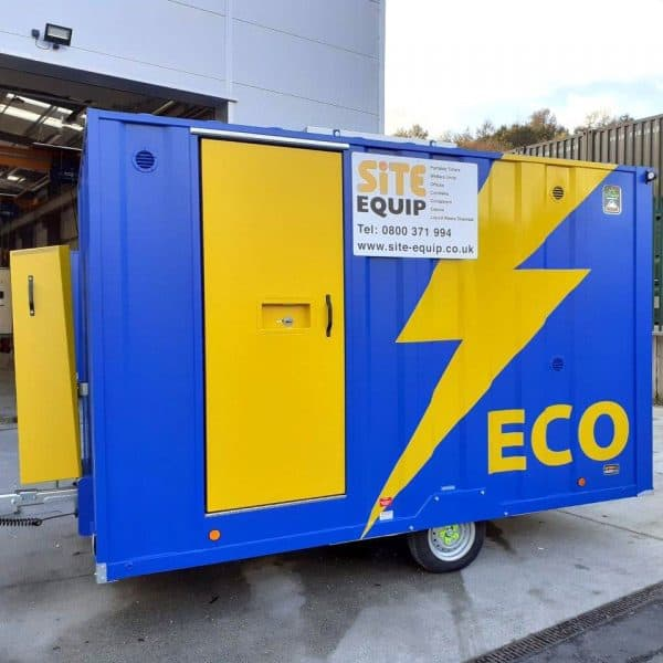 GP360 Eco Fusion 12ft Welfare Units