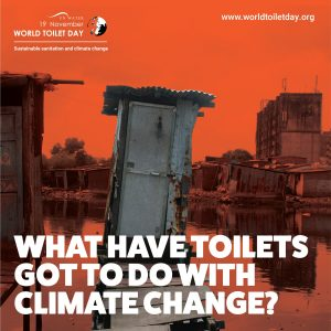 World Toilet Day 2020: Sustainable Sanitation and Climate Change