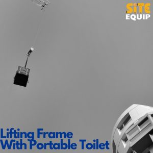 High Rise Toilet Hire