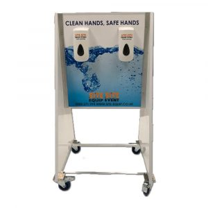 hand sanitiser hire west sussex