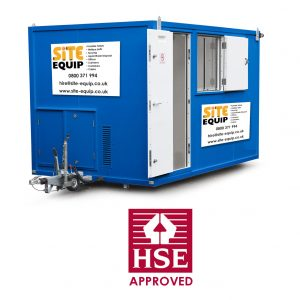 HSE recommended site welfare