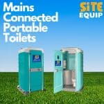 Portable toilet hire how much