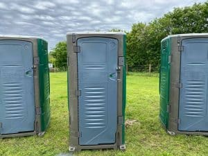 hire flat-packed loos